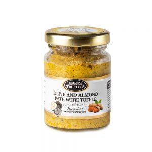 Oliven Mandel Trüffel